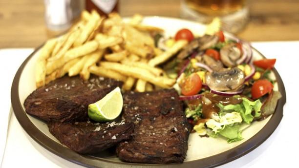 Restaurante Beefcious - Montecarmelo en Madrid - Menú