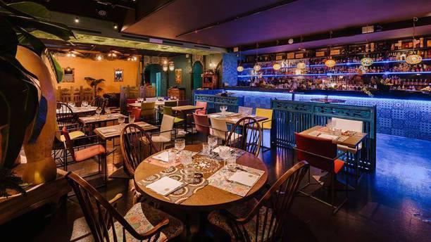 Goa Restaurant a Anzano Del Parco Menu, prezzi, immagini