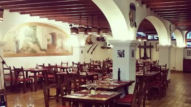 Grill Sant Antoni Vista sala