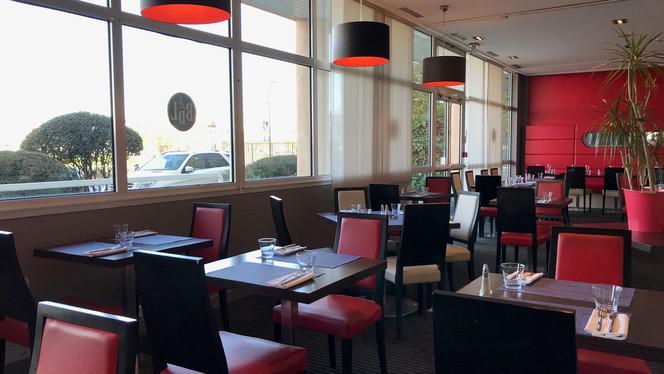 Le Novotel - BDL - Restaurant - Nantes