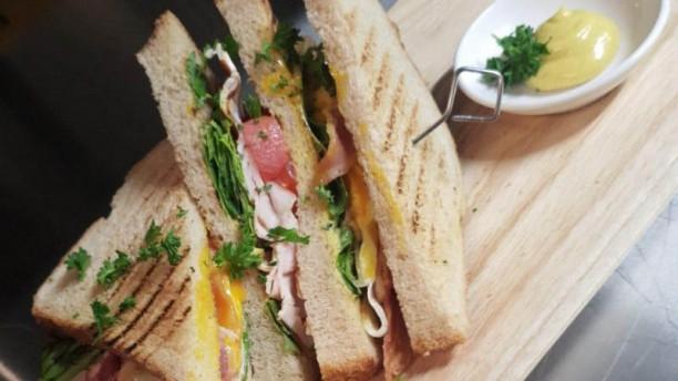 Cozinha do Mundo Club Sandwich