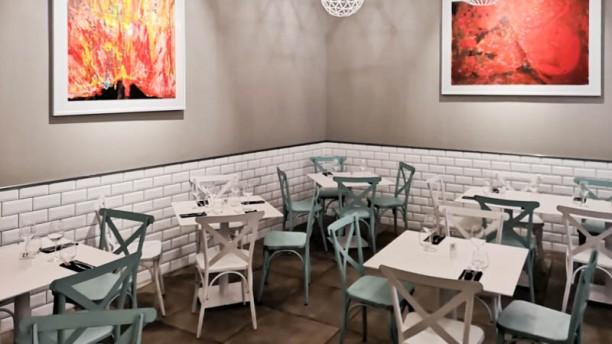 Perfectoo Pizza Vista sala