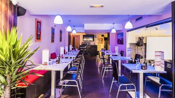 TM restaurante Vista sala