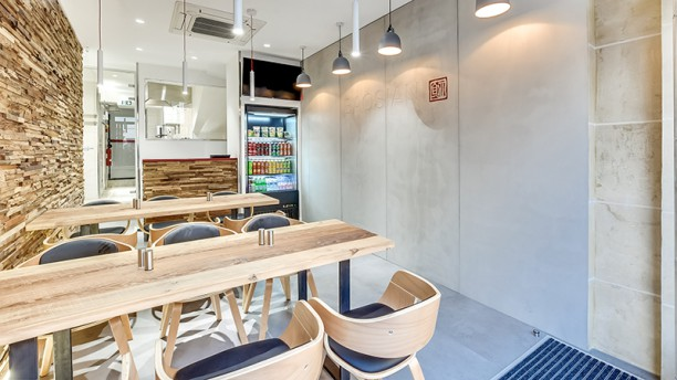 restaurant baosian paris menu avis prix et r servation. Black Bedroom Furniture Sets. Home Design Ideas