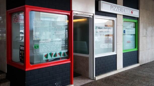 Pizzeria Totó Algorta Vista entrada