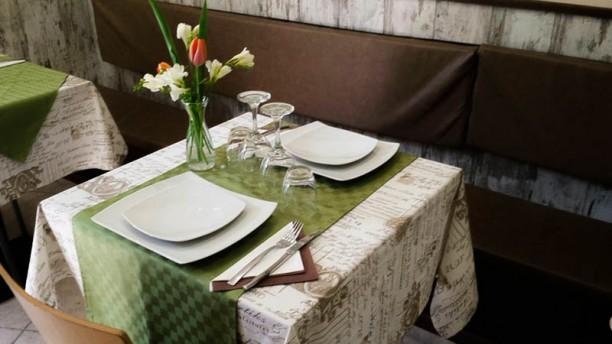 Ristoro Particolare tavolo