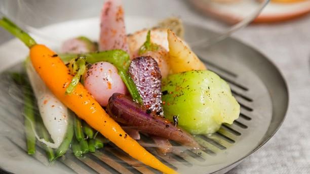 Les Tantes Jeanne Assiette de légumes
