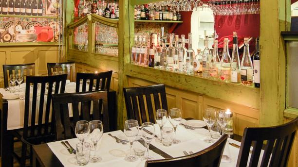 La cucina italiana in breda menu openingsuren adres for Z cucina menu