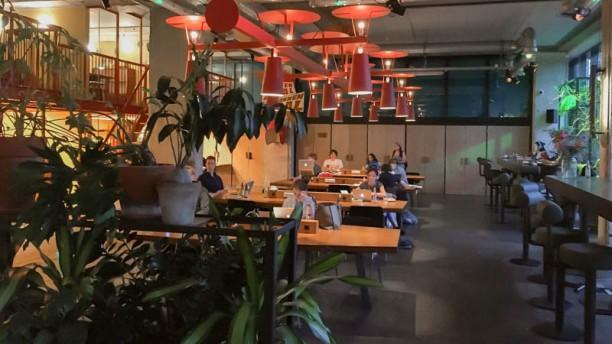 Ramen-Ya Het restaurant