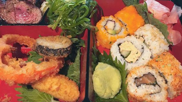BENTO Beef & Sushi Suggestie