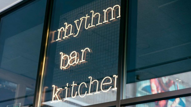 Rhythms Bar & Kitchen (Jaz Hotel Amsterdam) Ingang