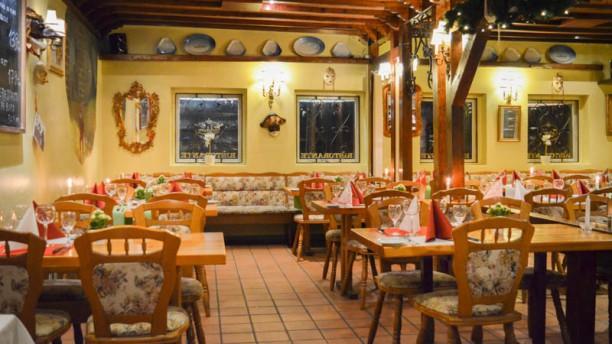 Rugantino Restaurangens rum