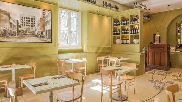 Bubi's Sala del ristorante