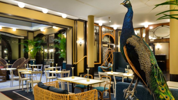 Le 38 bar lounge in paris restaurant reviews menu and prices thefork for Decoration lounge bar nimes