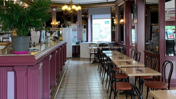 Brasserie des Finances Salle du restaurant