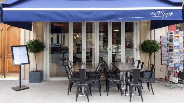 Chez Pippo Terrasse