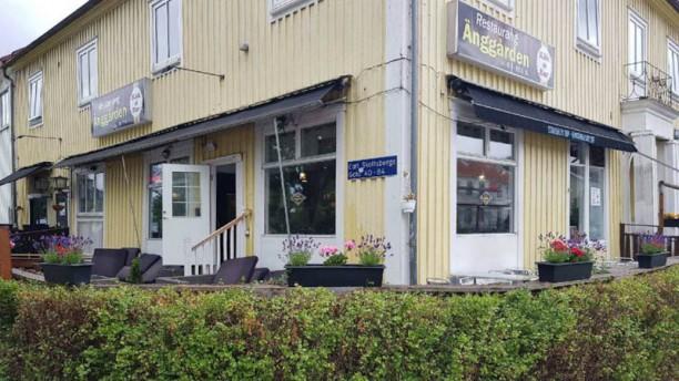 Restaurang Änggården Kök & Bar Framsida