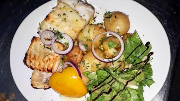La Quille Suggestion de plat