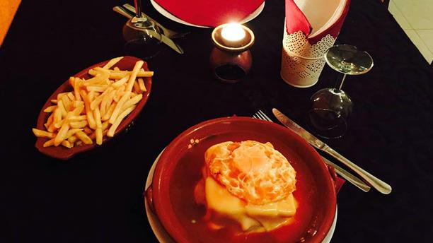 Tasca Lusitana mesa