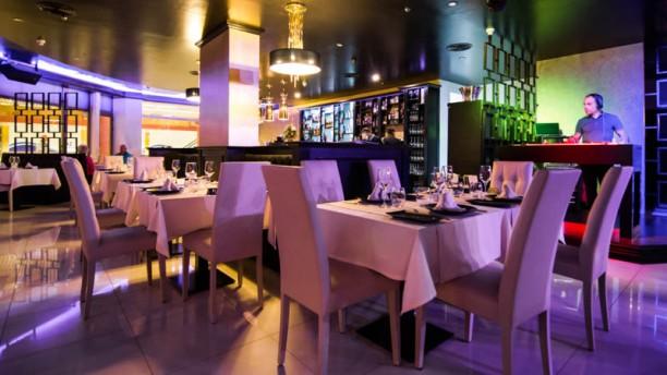 Kaviar Restaurant & Lounge Vista sala