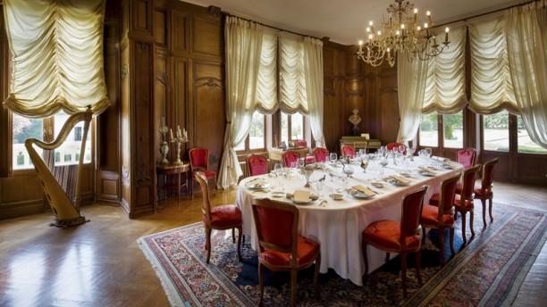 Château Pape Clément Salon