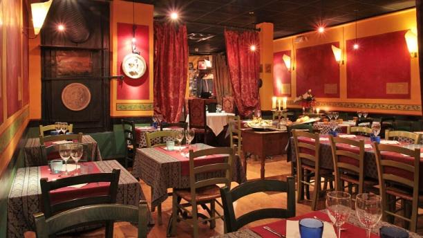Restaurante il mercante di venezia en barcelona las for Il mercante arredamenti