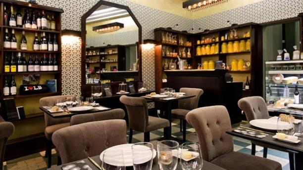 Le comptoir baulois in paris restaurant reviews menu - Le comptoir paris restaurant ...