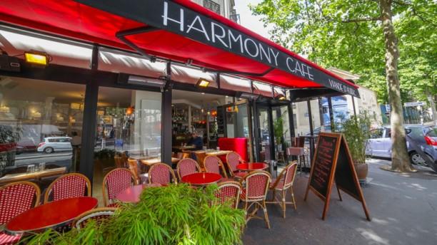 Harmony Café En terrasse