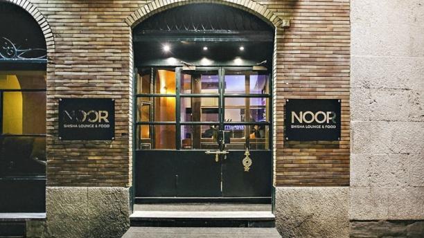 Noor Shisha Lounge Brera Facciata
