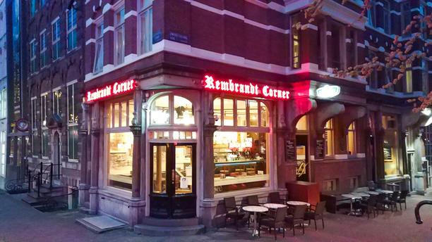 Rembrandt Corner Terras