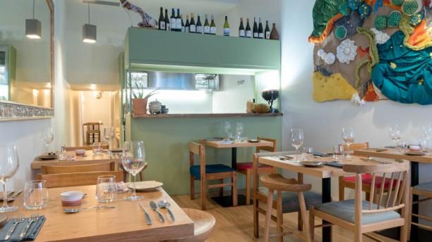 Restaurante Pedro Limão Vista da sala