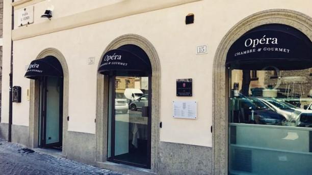 Opéra Chambre&Gourmet Entrata