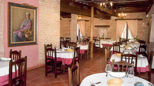 Doña Elvira Vista sala