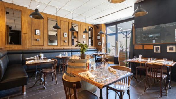 Seppia Bistro Salle du restaurant