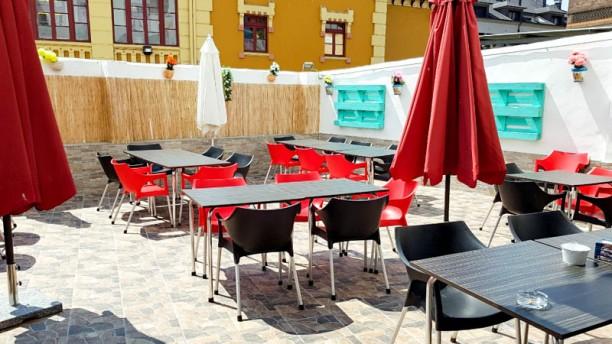 La Terraza De Piedras In Piedras Blancas Restaurant