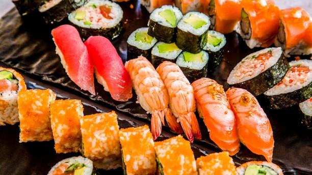 flintholm sushi anmeldelse