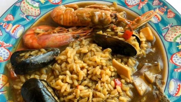 Restaurant la Catifa Sugerencia del chef