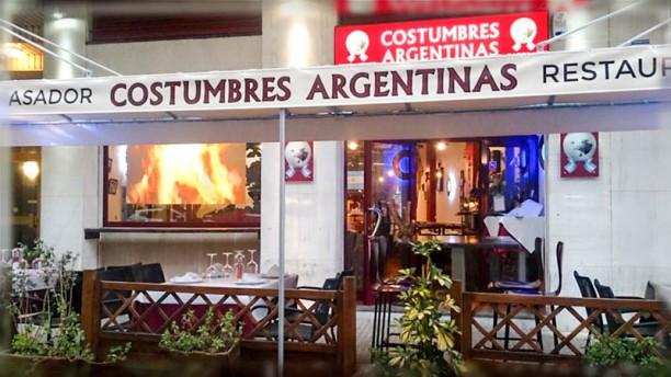 Costumbres Argentinas Entrada