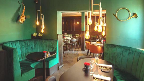 DICE Dining Het restaurant