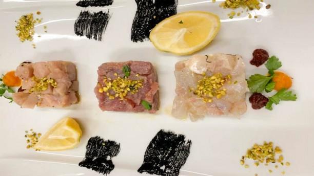 Osteria del Pirgo Suggerimento dello chef