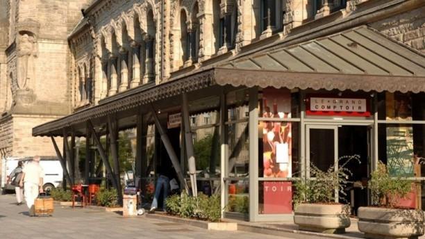 Le Grand Comptoir (Metz) La façade