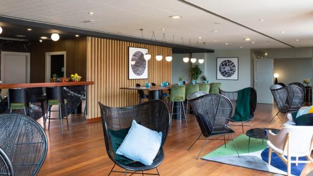 Singular- DoubleTree by Hilton Barcelona Golf Vista del interior