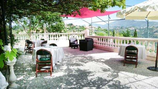 Chez Fanny terrasse