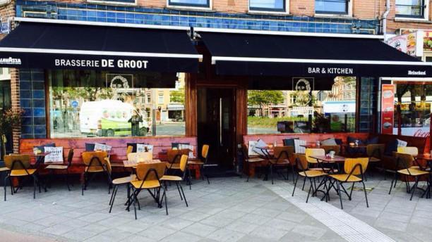 Brasserie de Groot Ingang