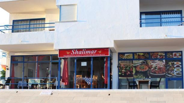 Shalimar Entrada
