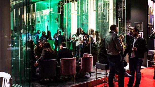NoLiTa Cocktail Club Vista calle