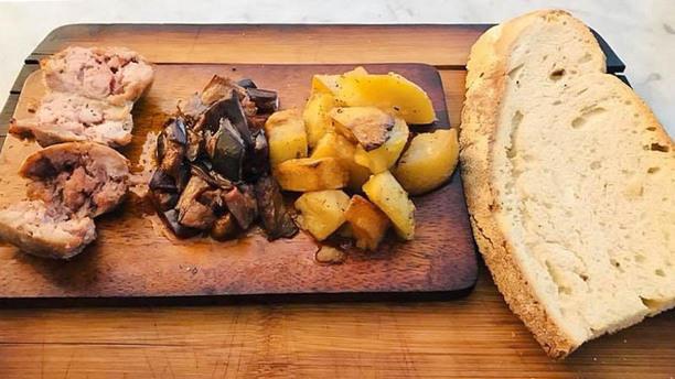 'A taverna d'o Cuzzetiello Suggerimento dello chef