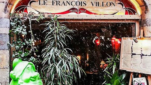 Le François Villon Entrée