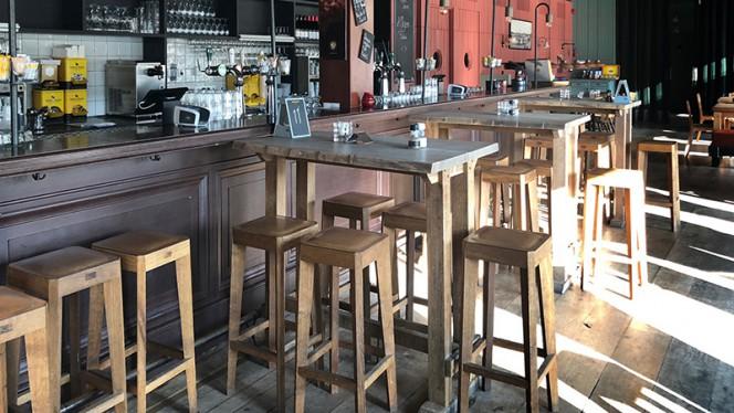 Het restaurant - Café JAAP, Amsterdam