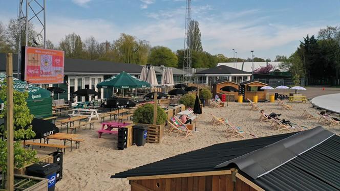 Terras - Café JAAP, Amsterdam